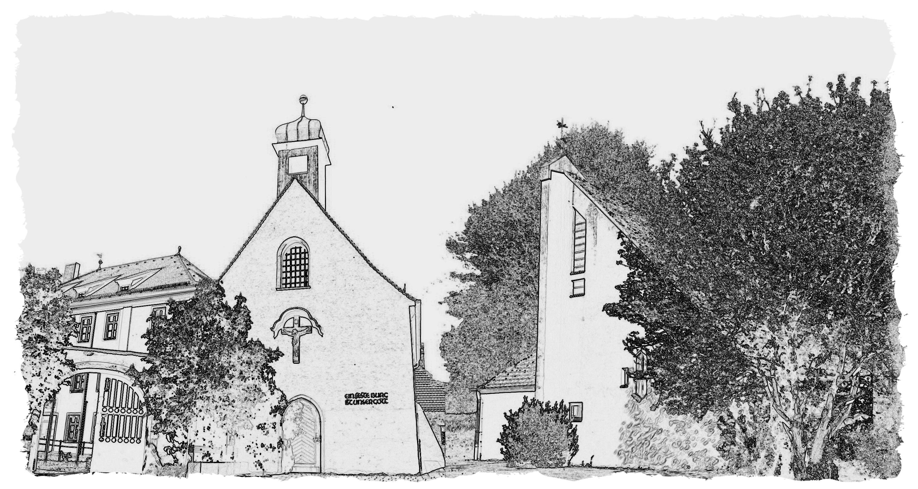Laurentiuskirche Nabburg & Pauluskirche Pfreimd